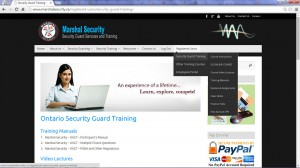 0- Security Guard Training