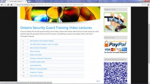 3- Video Lectures