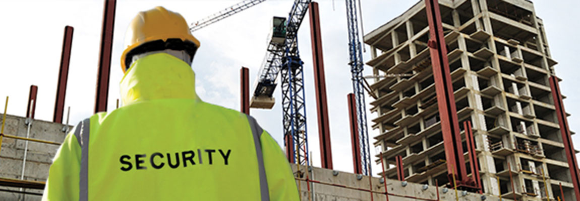 Industrial And Construction Site Security Marshal Security