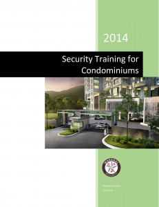 Security Course for Condominiums-cover1