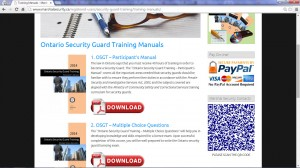 4- Training Manuals